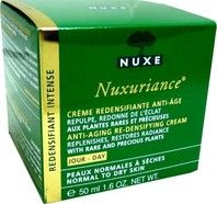 NUXE NUXURIANCE CRÈME REDENSIFIATE ANTI-ÂGE PEAUX NORMALES A SÈCHES 50ML