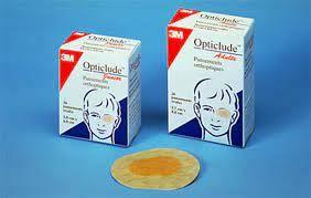 Opticlude adulte 20pcs