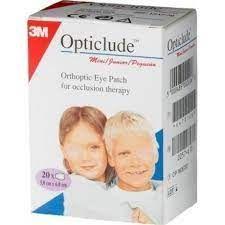 Opticlude junior 20pcs