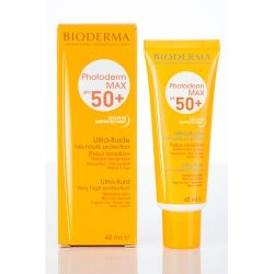 BIODERMA PHOTODERM MAX SPF 50+ SOLAIRE ULTRA-FLUIDE 40ML
