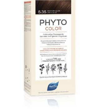 Phytocolor 5.35 chat claire chocolat