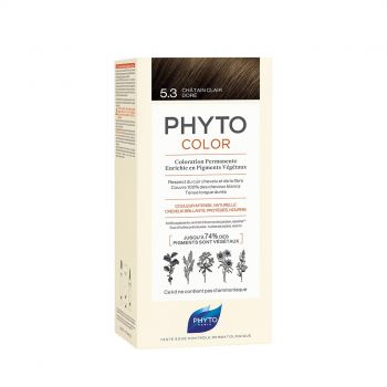 Phytocolor 5.3 chatain claire D