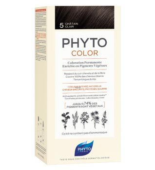Phytocolor 5 Chatain Clair