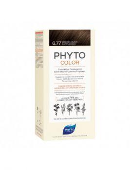 Phytocolor 6.77 maron clair