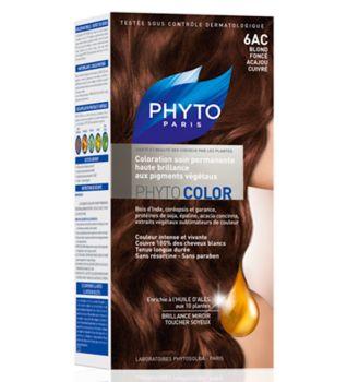 Phytocolor 6Ac Blond Fonce Ac.