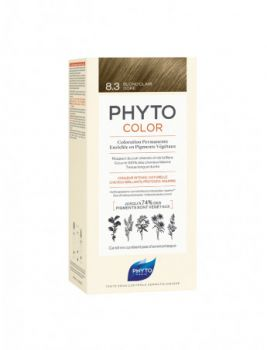 Phytocolor 8.3 blond claire dor