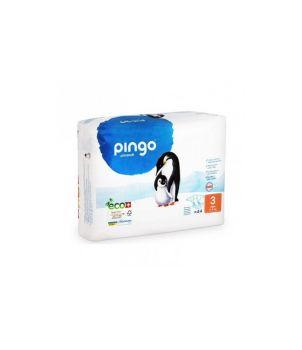 Pingo Couches Midi Taille 3 4-9kg/44pcs