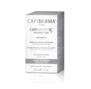 CAPIDERMA CAPIWHITE RC SOIN DE JOUR ECLAIRCISSANT 30ML