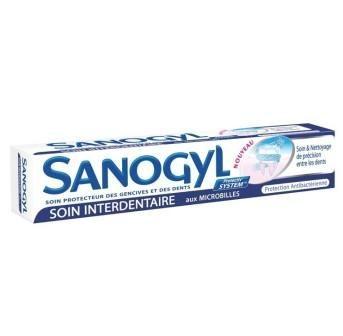 SANOGYL DENTIFRICE SOIN INTERDENTAIRE 75ML