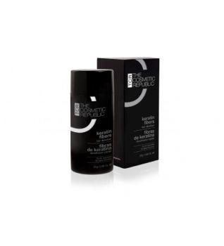 TCR keratin fibers black Gm 25g