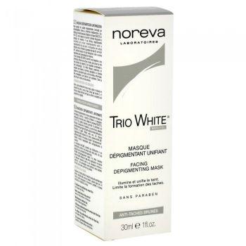 NOREVA TRIO WHITE MASQUE DEPIGMENTANT UNIFIANT 30ML