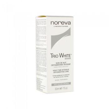 NOREVA TRIO WHITE SOIN DE NUIT DEPIGMENTANT INTENSIF 30ML
