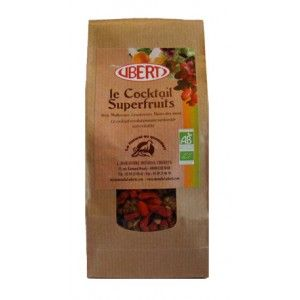 UBERTI COCKTAIL SUPERFRUITS Goji.Mulberries.Cranberries.Baie des Incas
