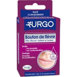 URGO BOUTON DE FIEVRE pansement gel 24 APPLICATEURS