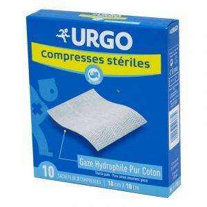 Urgo Compresse Sterile 20 20