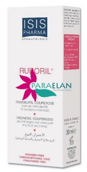 ISISPHARMA RUBORIL ROUGEURS, COUPEROSE 30ML