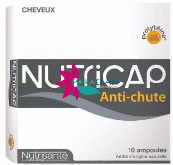 NUTRICAP ANTI-CHUTE 10 AMPOULES